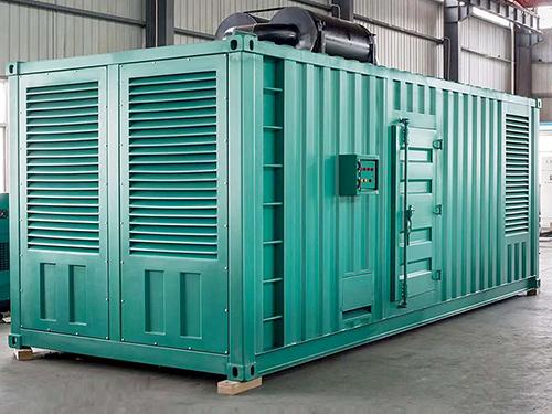 集装箱式静音箱的结构特点有哪些
