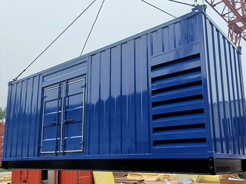 如何保养集装箱活动房
