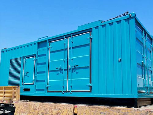 住人集装箱活动房的特点